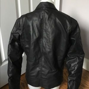 84c49e0c0 Men's Ring of Fire faux leather jacket.